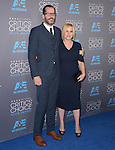 Eric White, Patricia Arquette<br />  attends The 20th ANNUAL CRITICS' CHOICE AWARDS held at The Hollywood Palladium Theater  in Hollywood, California on January 15,2015                                                                               © 2015 Hollywood Press Agency