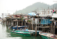 110525-N-DR144-058 HONG KONG (May 25, 2011) Stilted houses in the fishing village of Tai O seen by Sailors assigned to Nimitz-class aircraft carrier USS Carl Vinson (CVN 70) during Morale, Welfare and Recreation's (MWR) Lantau Island Explorer Tour. Carl Vinson and Carrier Air Wing (CVW) 17 are underway in the U.S. 7th Fleet area of responsibility. (U.S. Navy photo by Mass Communication Specialist 2nd Class James R. Evans / Released)