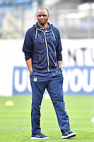 Patrick Vieira Manchester <br /> Latina 17-03-2015 Stadio Domenico Francioni Football Calcio Youth Champions League 2014/2015 AS Roma - Manchester City. Foto Andrea Staccioli / Insidefoto