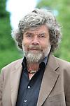 60th Trento Film Festival 2012 .Reinhold Messner on 04/05/2012, Trento, Italy..© PierreTeyssot.com