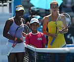 Sloane Stephens (USA) wins at Australian Open in Melbourne Australia on 21st January 2013