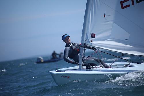 Whitehead sailor Ellen Barbour Photo: Kathryn Anderson