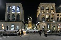 - Milano, il palazzo dell'Arengario in piazza del Duomo, sede del nuovo museo del 900<br /> <br /> - Milan, the Arengario palace in Duomo square, site of the new museum of the 900
