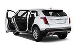 Car images of 2020 Cadillac XT5 Premium-Luxury 5 Door SUV Doors