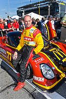 22-25 January, 2009, Daytona Beach, Florida USA.#77 Doran Racing Ford/Dallara, Fabrizo Gollin.©F.Peirce Williams 2009.F.Peirce Williams.photography
