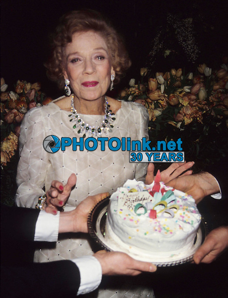 Brooke Astor 90th Birthday 1992<br /> Photo by Adam Scull/PHOTOlink