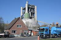 Germany, Green Hydrogen Project Westküste100, cement factory Holcim / DEUTSCHLAND, Wasserstoff-Projekt Westküste 100, Konsortium Partner Holcim Zementwerk in Lägerdorf