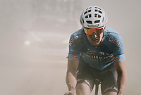 Timothy Dupont (BEL/Veranda's Willems-Crelan) racing in the dust<br /> <br /> 92nd Schaal Sels 2017 <br /> 1 Day Race: Merksem > Merksem (188km)