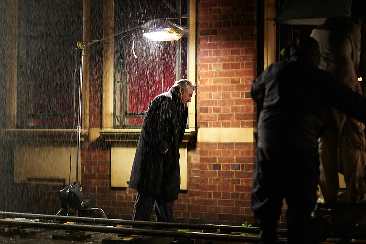 © 2012 John Angerson.Filming of Jimmy's End - Northampton