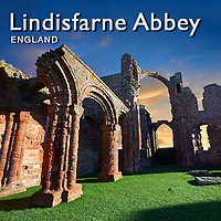 Photos of Lindisfarne Priory Anglo Saxon Abbey
