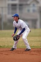 George West @ SACS Baseball