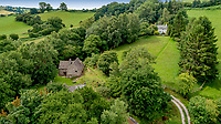 3 properties offering rural life in an idyllic and tranquil Welsh valley on the market for £1.15m.