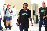 Sandy, Utah - Thursday June 07, 2018:  Crystal Dunnduring an international friendly match between the women's national teams of the United States (USA) and China PR (CHN) at Rio Tinto Stadium.