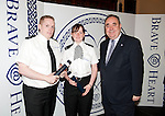 irst Minister presents a 2011 Brave@Heart award to Special Constable Michael McDiarmid and Police Constable Kelly Forteath from Inverness. .Pic Kenny Smith, Kenny Smith Photography.6 Bluebell Grove, Kelty, Fife, KY4 0GX .Tel 07809 450119,