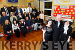 The members of the Churchill Variety Group launch their Springtime variety show in the Spa NS on Monday night. <br /> Front l to r: Linda Browne, Finbarr Walsh and Julie Daly.