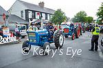 Ardfert Vintage Tractor run fundraiser for Kerry Cork Cancer Support Group in Ardfert on Sunday
