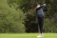 STANFORD, CA - APRIL 25: Brooke Seay at Stanford Golf Course on April 25, 2021 in Stanford, California.