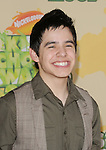 David Archuletta at The 2009 Nickelodeon's Kids Choice Awards held at Pauley Pavilion in West Hollywood, California on March 28,2009                                                                     Copyright 2009 Debbie VanStory/RockinExposures