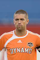 Wade Barrett. The New England Revolution tied the Houston Dynamo, 1-1, on May 27 at Gillette Stadium.