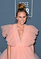 SANTA MONICA, USA. January 12, 2020: Keltie Knight at the 25th Annual Critics' Choice Awards at the Barker Hangar, Santa Monica.<br /> Picture: Paul Smith/Featureflash