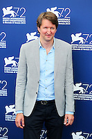 Tom Hooper attends the photocall for the movie 'The Danish Girl' during 72nd Venice Film Festival at the Palazzo Del Cinema in Venice, Italy, September 5, 2015. <br /> UPDATE IMAGES PRESS/Stephen Richie