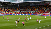 Another match played behind closed doors with no fans during Brentford vs Rotherham United, Sky Bet EFL Championship Football at the Brentford Community Stadium on 27th April 2021