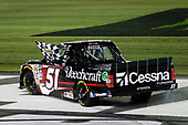 NASCAR Camping World Truck Series<br /> North Carolina Education Lottery 200<br /> Charlotte Motor Speedway, Concord, NC USA<br /> Friday 19 May 2017<br /> Kyle Busch, Cessna Toyota Tundra<br /> World Copyright: Matthew T. Thacker<br /> LAT Images<br /> ref: Digital Image 17CLT1mt1241