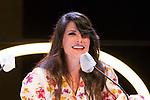 Actress Noemi Ruiz during Malaga Film Festival Gala at Teatro Cervantes.August 23 2020. (Alterphotos/Francis González)