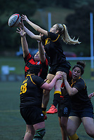200819 Wellington Girls Rugby - Wellington Girls' College v Sacred Heart College