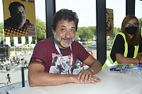 Enrique Arce at German Comic Con Dortmund Limited Edition, Dortmund, Germany - 12 Sep 2021 ***FOR USA ONLY** Credit: Action Press/MediaPunch