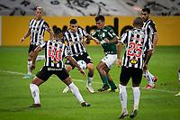 Belo Horizonte (MG) 14/08/21 - Atlético-MG-Palmeiras - Arana durante partida entre Atlético-MG e Palmeiras , válida pela décima  sexta rodada do Campeonato Brasileiro no Estadio Mineirão em Belo Horizonte neste sábado (14)