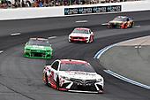 #19: Martin Truex Jr., Joe Gibbs Racing, Sport Clips Toyota Camry