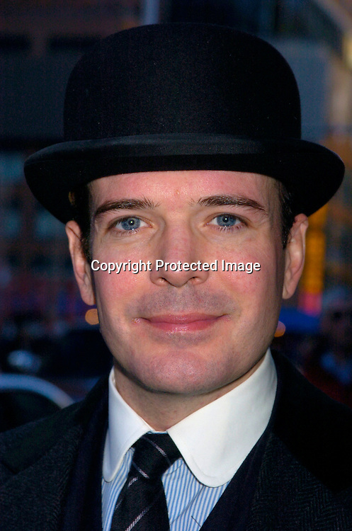 Jefferson Mays..at the 20th Annual Artios Awards for Outstanding Achievements in Casting on October 12, 2004 at ..Caroline's on Broadway. ..Photo by Robin Platzer, Twin Images