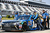 NASCAR XFINITY Series<br /> Pocono Green 250<br /> Pocono Raceway, Long Pond, PA USA<br /> Saturday 10 June 2017<br /> Daniel Suarez, Juniper Toyota Camry<br /> World Copyright: Logan Whitton<br /> LAT Images<br /> ref: Digital Image 17POC1LW1370