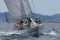 -I REGATA CAP I CUA, Oliva-Canet d'en Berenguer. 6-7- Junio 2009