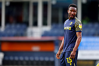 17th October 2020; Kenilworth Road, Luton, Bedfordshire, England; English Football League Championship Football, Luton Town versus Stoke City; Mikel John Obi of Stoke City