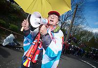 Fleche Wallonne 2012..Luxemburg fan.