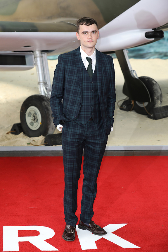 """Brian Vernel<br /> at the """"Dunkirk"""" World Premiere at Odeon Leicester Square, London. <br /> <br /> <br /> ©Ash Knotek  D3289  13/07/2017"""