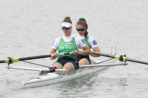Aileen Crowley and Monika Dukarska will be competing in the Women's Pair in Lucerne