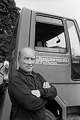 HGV driver working for Hammersmith & Fulham Parks Department.