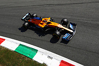 5th September 2020; Autodromo Nazionale Monza, Monza, Italy ; Formula 1 Grand Prix of Italy, Qualifying;  55 CarlSainz ESP, McLaren F1 Team takes 3rd place on pole