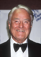Sargent Shriver 1992<br /> Photo By Adam Scull/PHOTOlink.net