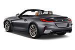 Car pictures of rear three quarter view of 2019 BMW Z4 M-Performance 2 Door Convertible Angular Rear