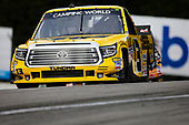 NASCAR Camping World Truck Series<br /> Chevrolet Silverado 250<br /> Canadian Tire Motorsport Park<br /> Bowmanville, ON CAN<br /> Sunday 3 September 2017<br /> Cody Coughlin, JEGS Toyota Tundra<br /> World Copyright: Barry Cantrell<br /> LAT Images