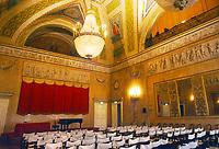 - Parma, the foyer of Royal theatre<br /> <br /> -Parma, il foyer del  teatro Regio