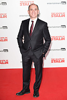 """Armando Iannucci<br /> arriving for the premiere of """"The Death of Stalin"""" at the Curzon Chelsea, London<br /> <br /> <br /> ©Ash Knotek  D3338  17/10/2017"""