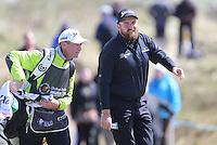 Sunday 31st May 2015; Shane Lowry, Ireland, on the 8th fairway<br /> <br /> Dubai Duty Free Irish Open Golf Championship 2015, Round 4 County Down Golf Club, Co. Down. Picture credit: John Dickson / DICKSONDIGITAL