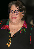 Elaine Kaufman 04/26/2004<br /> THE FILM SOCIETY OF LINCOLN CENTER GALA<br /> TRIBUTE TO MICHAEL CAINE.<br /> AVERY FISHER HALL, LINCOLN CENTER<br /> Photo By John Barrett/PHOTOlink.net