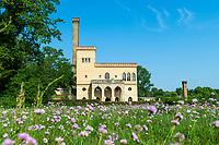 Meierei im Neuen Garten, Gasthaus und Brauerei, Potsdam, Brandenburg, Deutschland