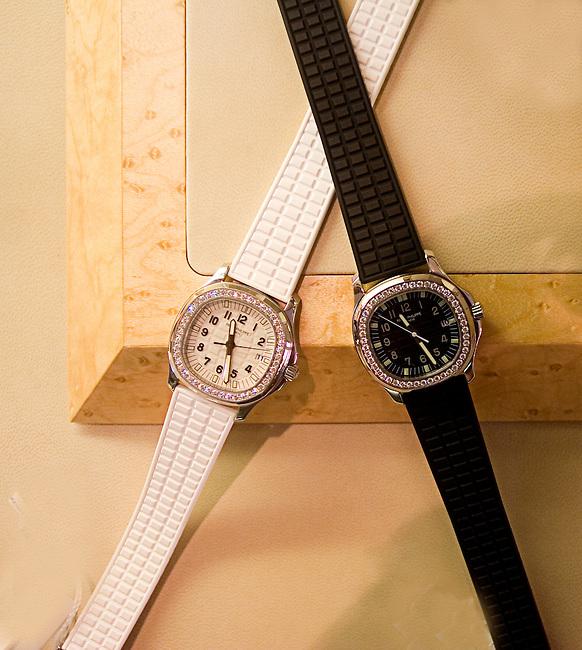 Patek Philippe Wristwatch, Kirk Jewelers, Downtown Miami, Florida